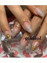 ヒラソル(girasol)/ジェルネイル