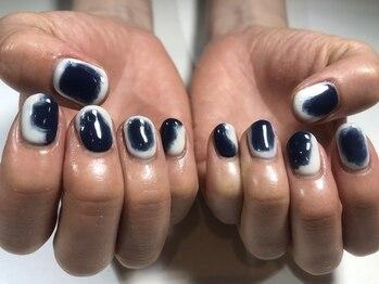 パルネイル(PAL nail)/にじみネイル