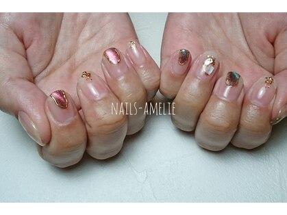 ネイルズ アメリ(Nails amelie)の写真