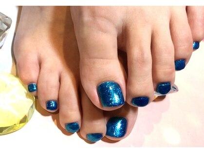 エスダイヤモンドネイル(S diamond nail)の写真