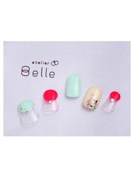 アトリエ ベル(atelier Belle)/とびだす*
