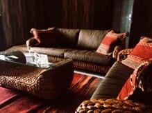 アジアンリラクゼーション ヴィラ 鈴鹿白子店(asian relaxation villa)の雰囲気(アジアンテイストな店内で癒しのひと時を♪)
