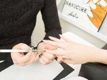 ラモ(nail Studio LAMO)の雰囲気(ご来店の際にはどうぞごゆっくりとお過ごしください)
