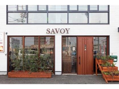 サヴォイサロンドボーテ(SAVOY salon de beaute)の写真