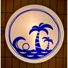 海ここちのお店ロゴ