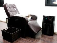 まつげエクステサロン エスラッシュ 荻窪店(esLASH)の雰囲気(ピローシートを枕に使いお客様ごとに交換を致します。)