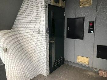 サロンドリュッカ(Salon de Lycka)/サロン入口