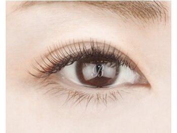 アイラッシュサロン ブラン 広島アルパーク店(Eyelash Salon Blanc)/【デザイン】ナチュラル