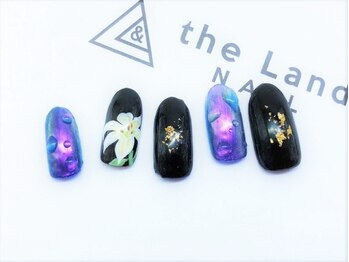 ザ ランド ネイル(the Land Nail)/夜の百合 △松下