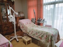 サロン ミツコ(salon Mitsuko)の雰囲気(自宅サロンなので完全個室のプライベート空間にリラックス♪)