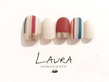 ローラポンポニー(Laura pomponnee)/1月【3rd Anniversary】