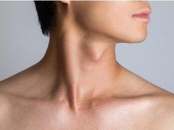 プレジール(PLAISIR)の写真/【メンズ脱毛で清潔感&印象UP!】ヒゲ剃りによる肌荒れ,青ヒゲ等でお悩みの方必見!男性特有の濃い体毛にも◎