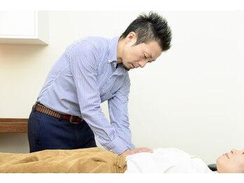 ヴィダカイロプラクティック 大宮整体院(VIDA)/内臓も整体で調整します