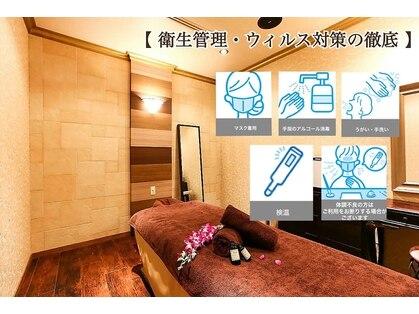 ジェイ リッチ ホテルサロン 名古屋店(J RICH HOTEL SALON)の写真