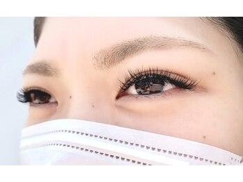 パールアイラッシュ(Pearl eye lash)/Cカール9、10MIX