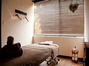 アジアンヒーリングリゾートサワン 神楽坂店 (Asian Healing Resort sawan)の写真/コロナ対策強化中!換気/検温/マスク着用。小規模空間で安心&癒しを提供♪大人女性に定評あり◎