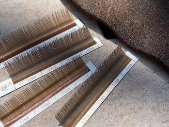 コラット ネイルデザインスタジオ(KORAT Nail Design Studio)/カラーエクステ brown