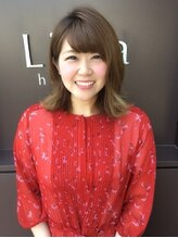 リーブラ ヘアスパ 羽倉崎店(Libra hair spa)岡本 佑希