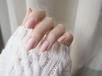 ネプチューン 武蔵小杉店(NEPTUNE)の写真/【自爪に優しいパラジェル使用】ワンカラー/ラメグラ/カラグラ♪カラーも豊富にご用意しています★