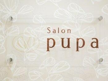 サロン ピューパ(Salon pupa)(京都府京都市中京区)