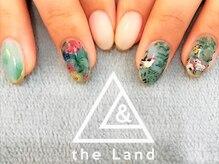 ザ ランド ネイル(the Land Nail)/グッチガーデン △浅井