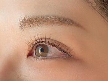 ニューラインアイプラス トーキョー(New-Line eye+)の写真/【アイブロウWAX1回】第一印象は眉毛で決まる★自分では難しい眉毛のスタイリングはプロにお任せ!