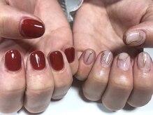 パルネイル(PAL nail)/金継ぎネイル