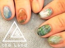 ザ ランド ネイル(the Land Nail)/モネの描いた風景【2】 △浅井