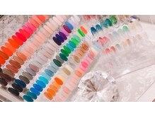 お客様にあったカラーを一緒に選びましょう♪色混ぜ可能♪