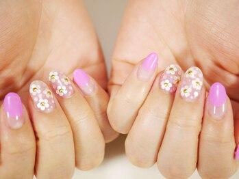 nail salon PISAR_デザイン_09