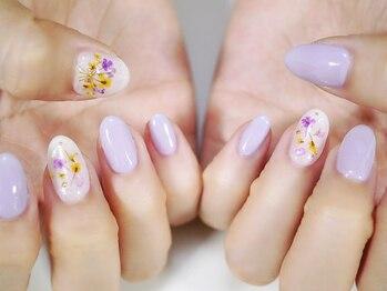 nail salon PISAR_デザイン_03