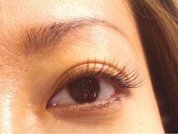 アイラッシュ サロン ラニエ(eyelash salon Lanier)/初めての方にオススメ♪