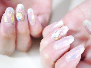 nail salon PISAR_デザイン_11