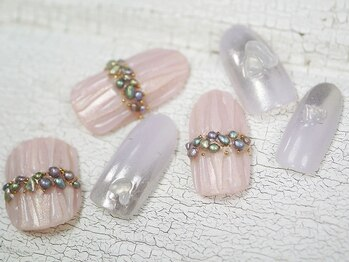 nail salon PISAR_デザイン_06