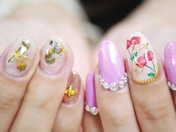 nail salon PISAR_デザイン_05