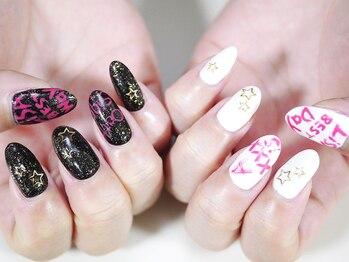 nail salon PISAR_デザイン_12