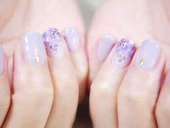 nail salon PISAR_デザイン_04