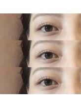 ルシエルアイラッシュ 薬院店(LuXiel eyelash)/3Dボリュームラッシュ 100束