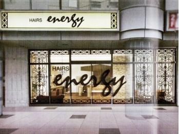 ヘアーズエナジー 守口店(HAIRS energy)