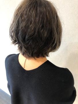 白髪染め+オシャレ染め☆