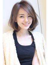 【遠藤 駿】ふんわり大人愛されショートボブ☆ セミディ.25