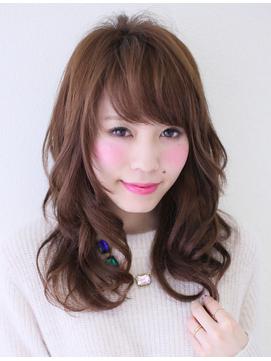 ☆30、40代おすすめ大人可愛いヘルシーロング☆