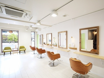 ゲリール 中野店(guerir hair+care)(広島県広島市安芸区/美容室)