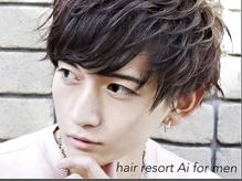 hair resort Ai 原宿 for men's 【ヘアリゾートエーアイ メンズ】