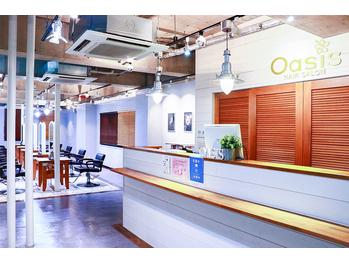 オアシス 新越谷店(Oasis)(埼玉県越谷市/美容室)