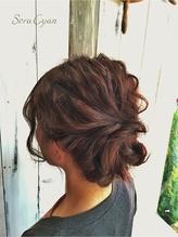 ポコポコイングリッシュアレンジ 盛り髪.57