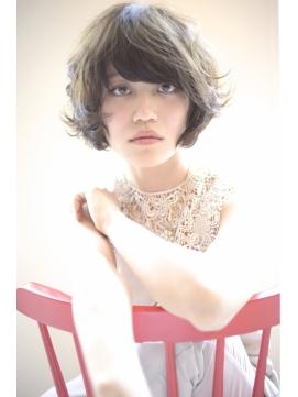 2013 s/s manon ラフショート♪