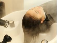 「オージュア」のヘアエステで頭皮と髪をしっかりケア。あなたに合った最適のケアをご提案いたします。