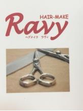 ヘアメイク ラヴィ(HAIR MAKE Ravy)