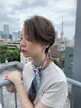 【equrimanon 岡田】ふんわりハンサムショート.32